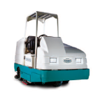 Tennant Combined Scrubber Sweeper