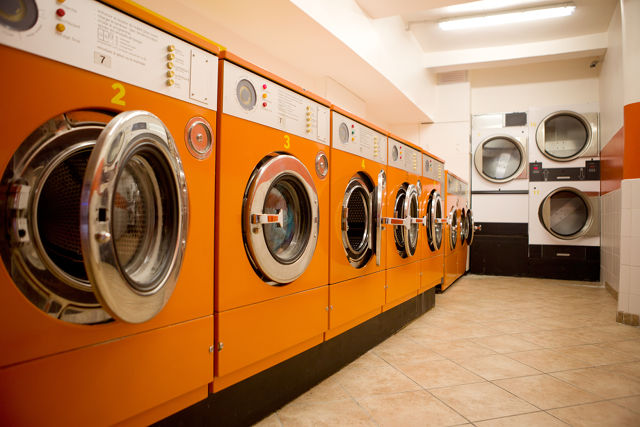 Say goodbye to launderettes with Laundrapp.