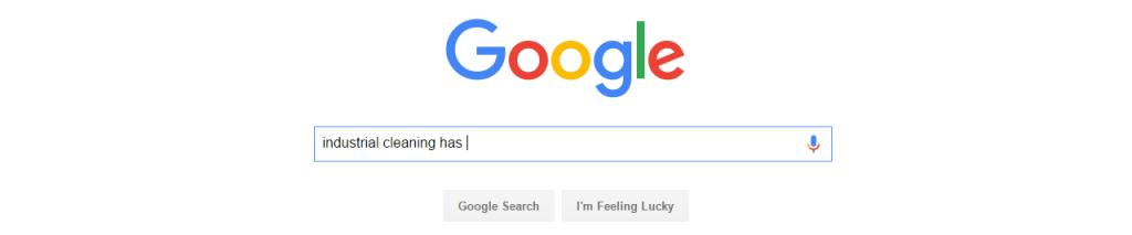 GoogleIndustrialCleaningHas