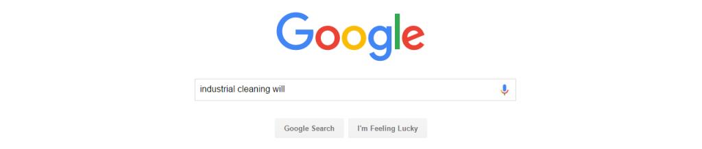 GoogleIndustrialCleaningWill
