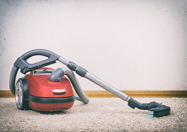 A future vacuum cleaner museum piece?