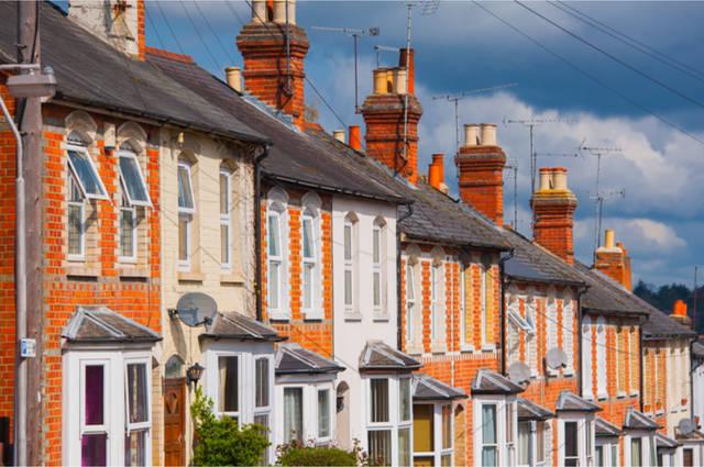 Terraced house windows image by Jozef Sowa (via Shutterstock).