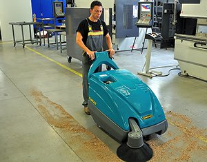 Industrial Cleaning Machines For Hire