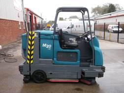 Tennant M20 heavy \duty Combination Machine
