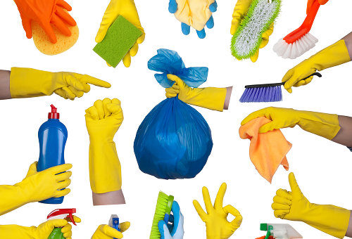 Eight Must-Have Cleaning Products