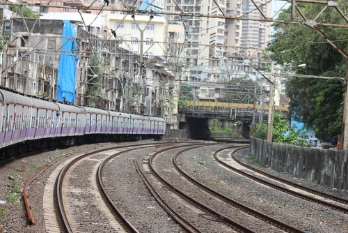 Mumbai Train Line