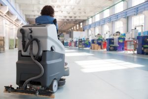 Guide To Industrial Floor Cleaners