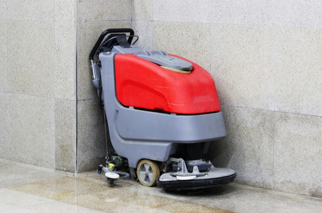 floor scrubber dryer