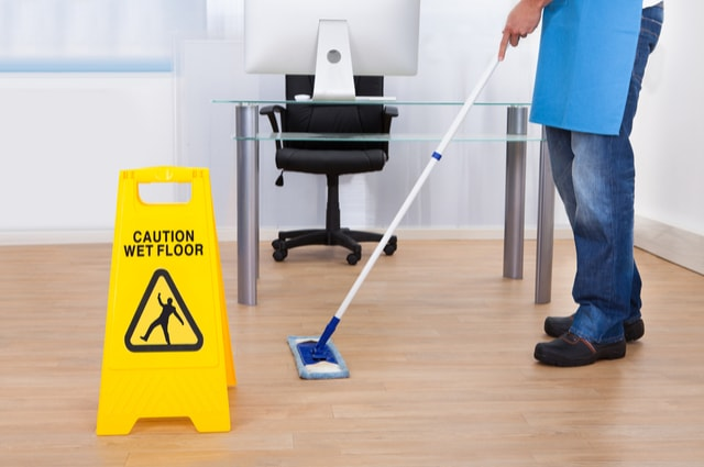 Healthcare Cleaning Guidelines