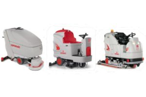 scrubber dryers compete