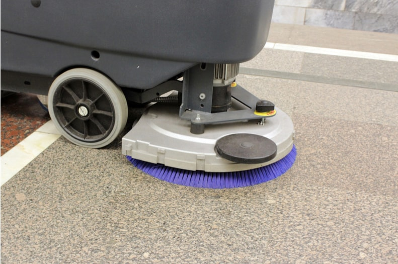 Scrubber dryer hire