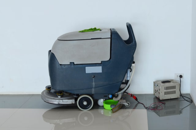 Why Invest in Second Hand Floor Scrubbers