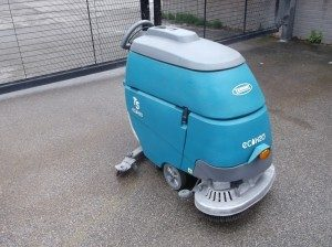 Tennant T5 Pedestrian Scrubber Dryer