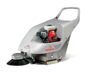 Comac CS50 Walk Behind Sweeper