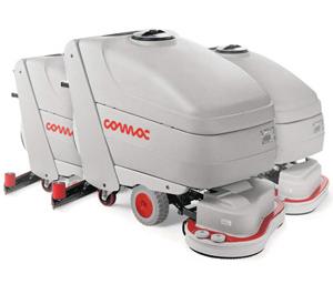 Omnia Scrubber Dryers