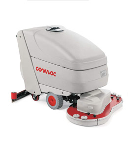 Comac Floor Scrubbers: Our Magnificent Seven