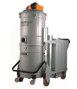 Nilfisk machine