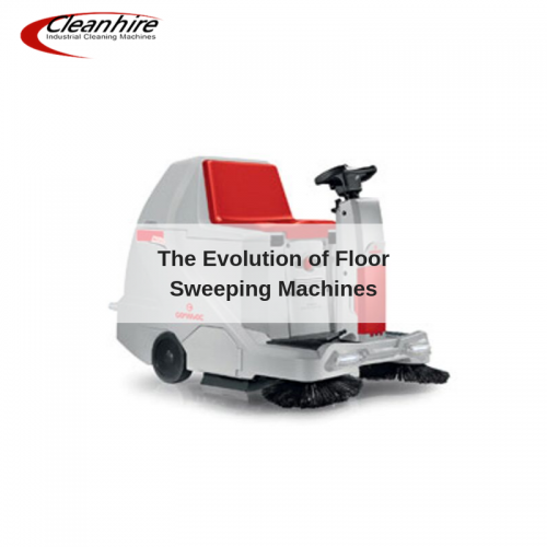 The Evolution of Floor Sweeping Machines