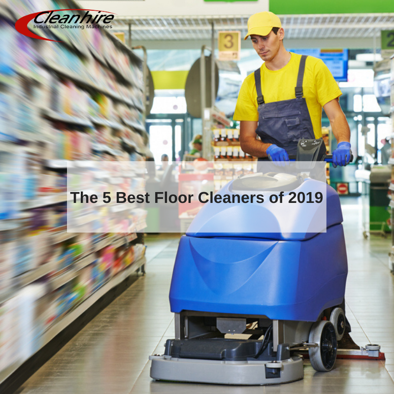 The 5 Best Floor Cleaners of 2019